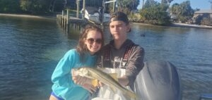 Spring Snook Fishing at its finest